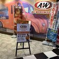 写真:A&W 宮古空港店