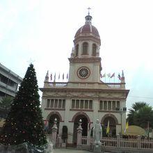 サンタ クルス教会