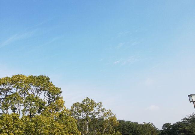 白水大池公園 星の館