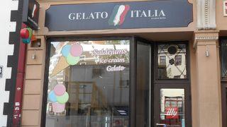 ジェラート イタリア