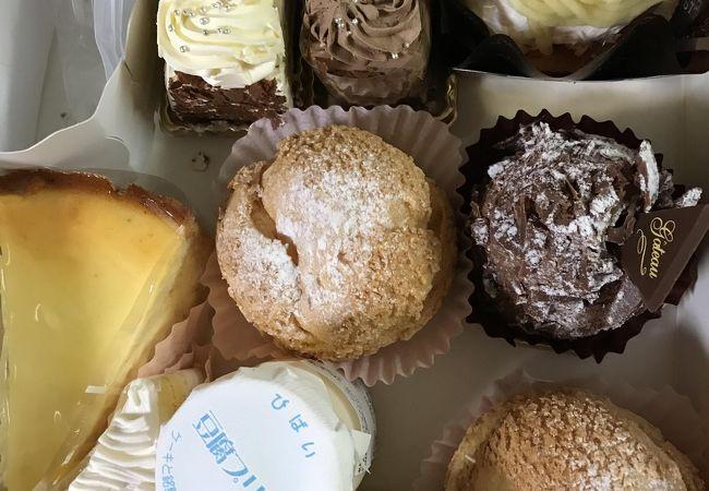ケーキと銘菓の店ヤマシタ