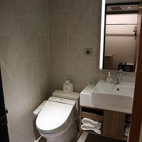 トイレ&バスルームは綺麗でした。