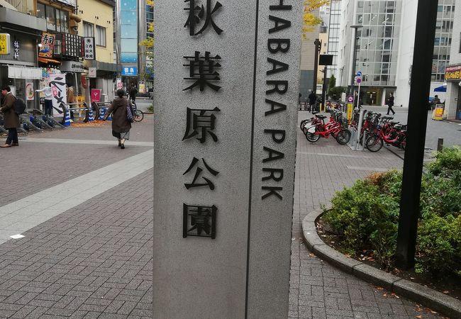 千代田区立秋葉原公園