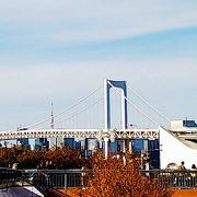 東京湾にかかる橋