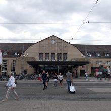 カールスルーエ中央駅