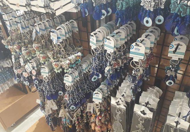 TOPKAPI gift shop