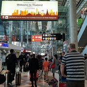 市内へのアクセスが便利な空港