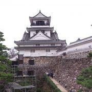 高知城に登ったでござる。