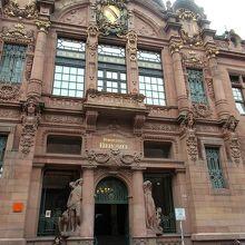 ハイデルベルク大学図書館