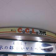 CoColo万代は2020年3月22日付けで閉店するそうです