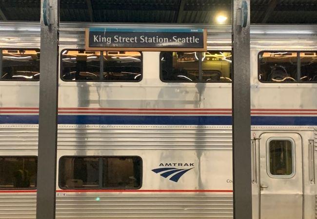 キングストリート駅