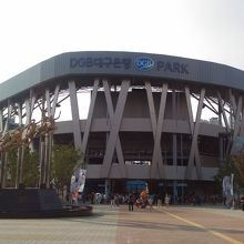 DGB大邱銀行パーク