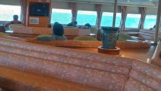 鳥羽から伊良湖 特別室利用