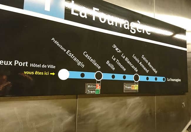 Vieux Port (Metro)