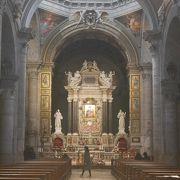 見どころ満載の教会