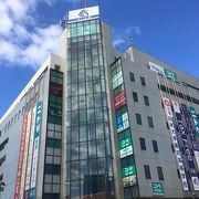 藤沢駅前の老舗百貨店