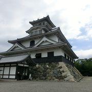 長浜と秀吉の歴史を知ることができる長浜城歴史博物館