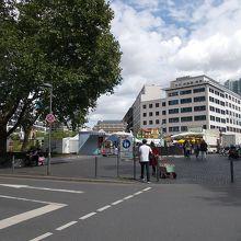 ゲーテ広場