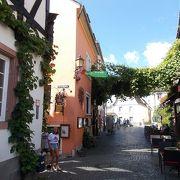 旧市街地の北側を通っています。