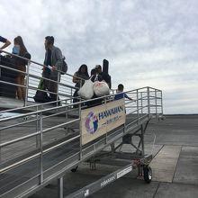 コナ国際空港 (KOA)
