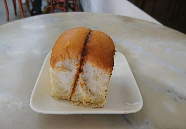 ふわふわのカヤトースト