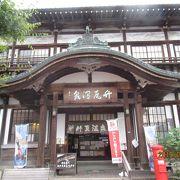 昭和13年の建築です