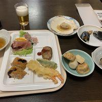大晦日のディナー