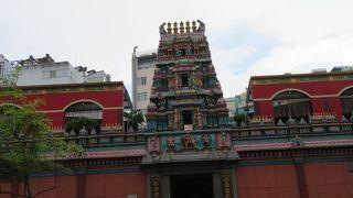スリ マリアマン ヒンドゥー寺院