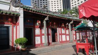 ジョホール中華寺院