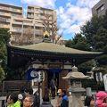 写真:川崎大師 聖徳太子堂