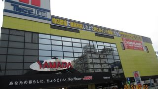ヤマダ電機テックランド (別府駅前店)
