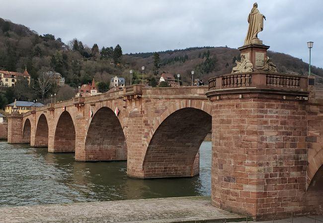 古き良き橋