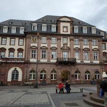 市庁舎(ハイデルベルク)