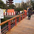 写真:川崎大師 やすらぎ橋
