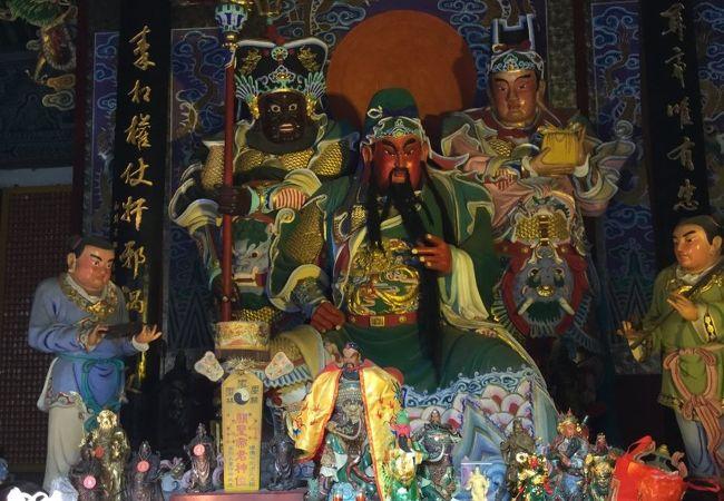 三国志ファンには堪らない、関羽の墓(聖地)