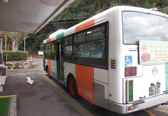 路線バス(とさでん交通)