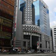天王寺駅界隈の複合商業施設