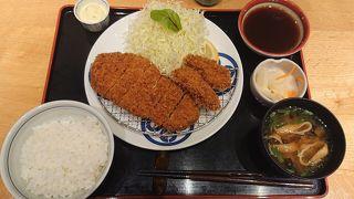 とんかつ まい泉 渋谷ヒカリエ