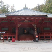 日光山輪王寺 二つ堂 (常行堂 法華堂)