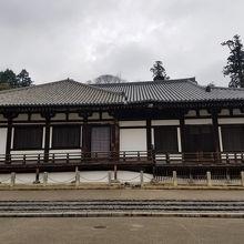 東大寺法華堂(三月堂)