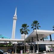 大きなモスク