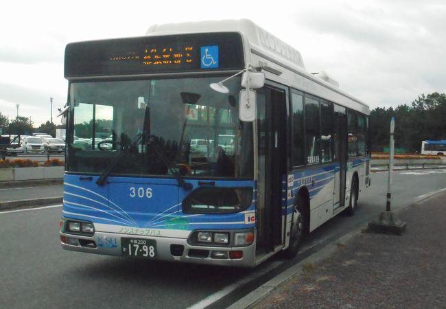 京成バスと同じ車内アナウンスでした。