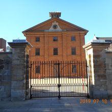 ハイドパーク バラックス博物館