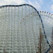 日本最大の遊園地。子連れはカンガルーパスポートがお勧め。