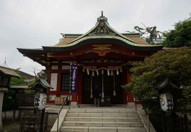 熊野神社 (東神奈川)