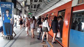 便利なバンコクの公共交通機関