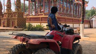 クアドアドベンチャー カンボジア