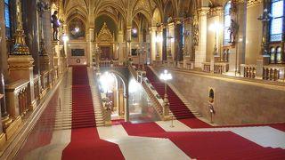 国会議事堂見学ツアー