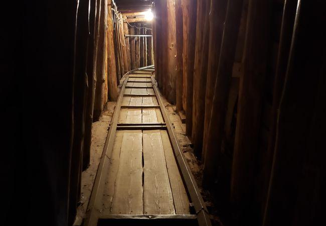 サラエボ トンネル博物館