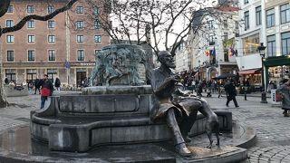 Charles Buls Fountain